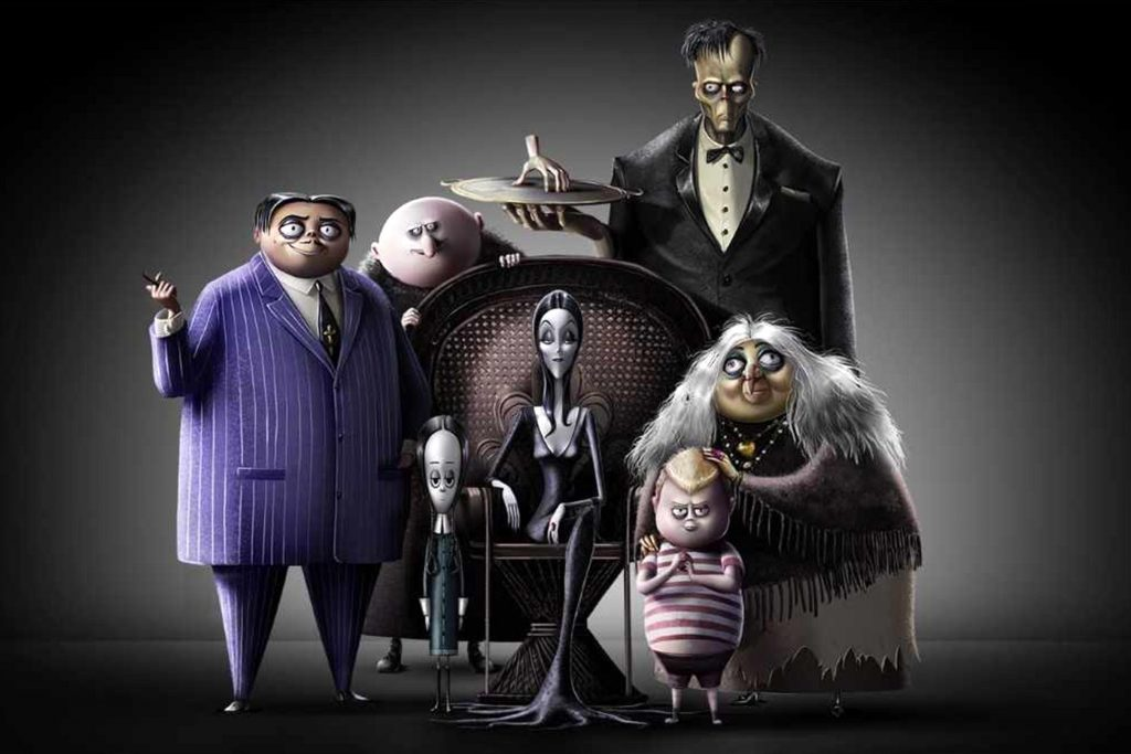 film animasi : The Addams Family